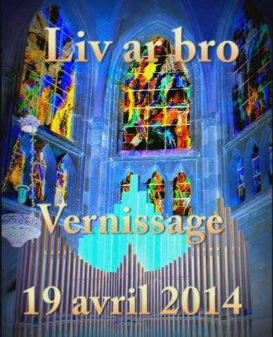 liv ar bro, Vernissage 2014, la-fontaine.tv